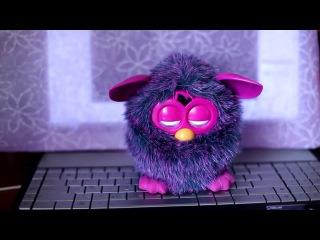 Злой Ферби. Превращение | Angry Furby