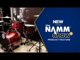 Live at NAMM 2016 - Ludwig Questlove Pocket Kit