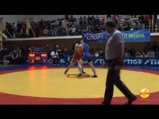 СКФО-2016_финал 85 кг_Медоев-Алиев