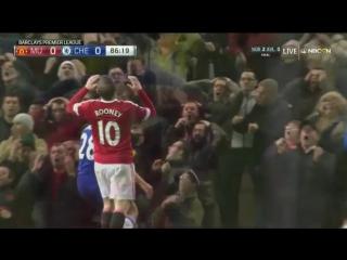 Чемпионат Англии / 19-й тур / Манчестер Юнайтед - Челси / Обзор матча
