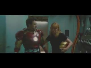 Железный человек 1-2. Удаленные сцены _ Альтернативные концовки _ Iron Man deleted scenes