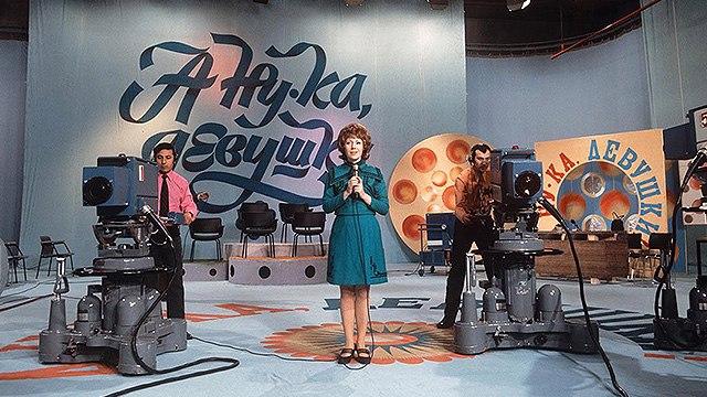Интервью создательницы первой в стране частной телекомпании АТВ Киры Прошутинской