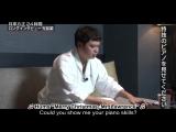 (ENG Sub) Gaki No Tsukai #1197 (2014.03.23) - Tsukitei Hosei Long Interview (Part 2) + Talk
