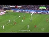 Аугсбург 1:3 Бавария | Немецкая Бундеслига 2015/16 | 21-й тур | Обзор матча