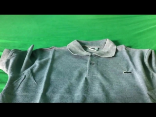 Unboxing Polo Lacoste (Aliexpress) FR