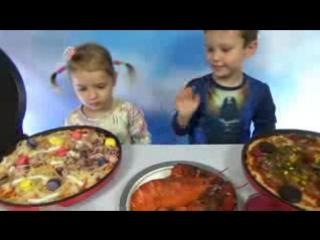 Пицца челлендж с омаром и мясом лося от Макса и Кати Pizza Challenge Mister Max_low