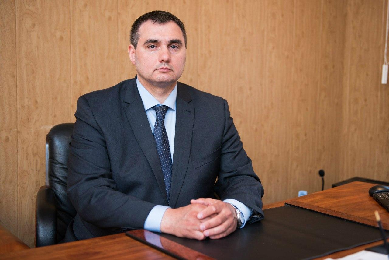 Начальник управления ветеринарии Ростовской области Александр Кругликов