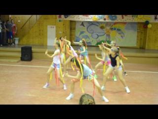 Танцы народов мира. Африка. 1 смена