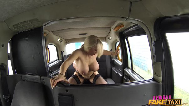 FemaleFakeTaxi – Rebecca M – Thanking A Soldier For His Service