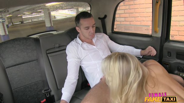 FemaleFakeTaxi – Rebecca M – Tourist Gets The Ride Of His Life