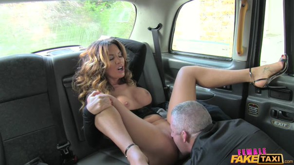 FemaleFakeTaxi – Elicia Sexy Cabbie Gets What She Wants