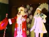 клуб ВАЛЕРИ. Дед Мороз и Снегурочка, Танец. Дети