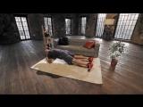 Упражнения для пресса_ планка _ Домашние тренировки с Денисом Семенихиным #4