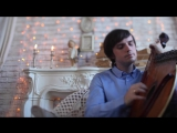 Jingle Bells acoustic bandura cover by Georgiy Matviyiv