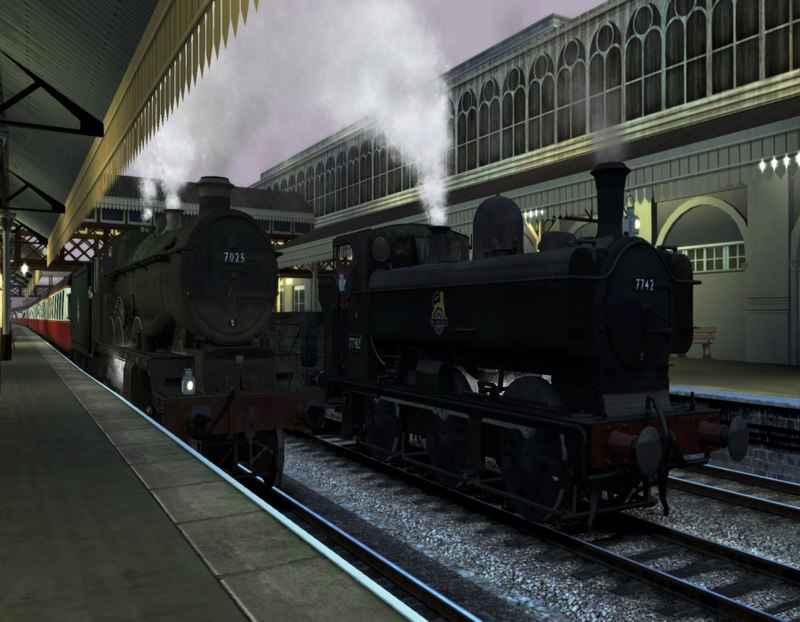 Train Simulator 2016: Steam Edition v. 54.5b (2015) PC - Скриншот 3