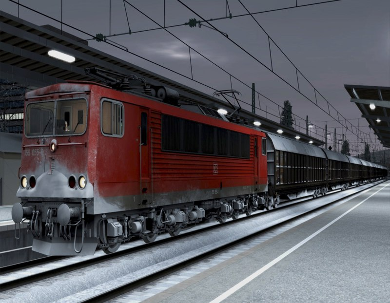 Train Simulator 2016: Steam Edition v. 54.5b (2015) PC - Скриншот 1