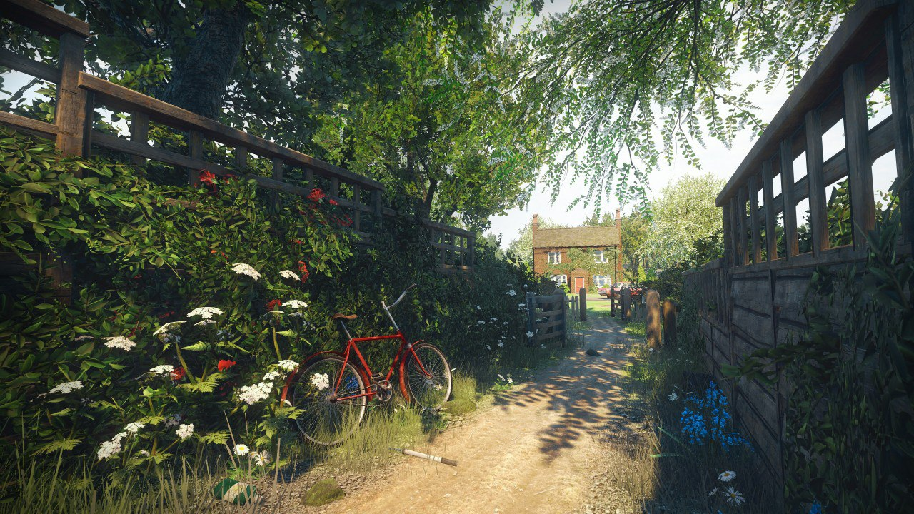 Everybody's Gone to the Rapture (2016) PC - Скриншот 2