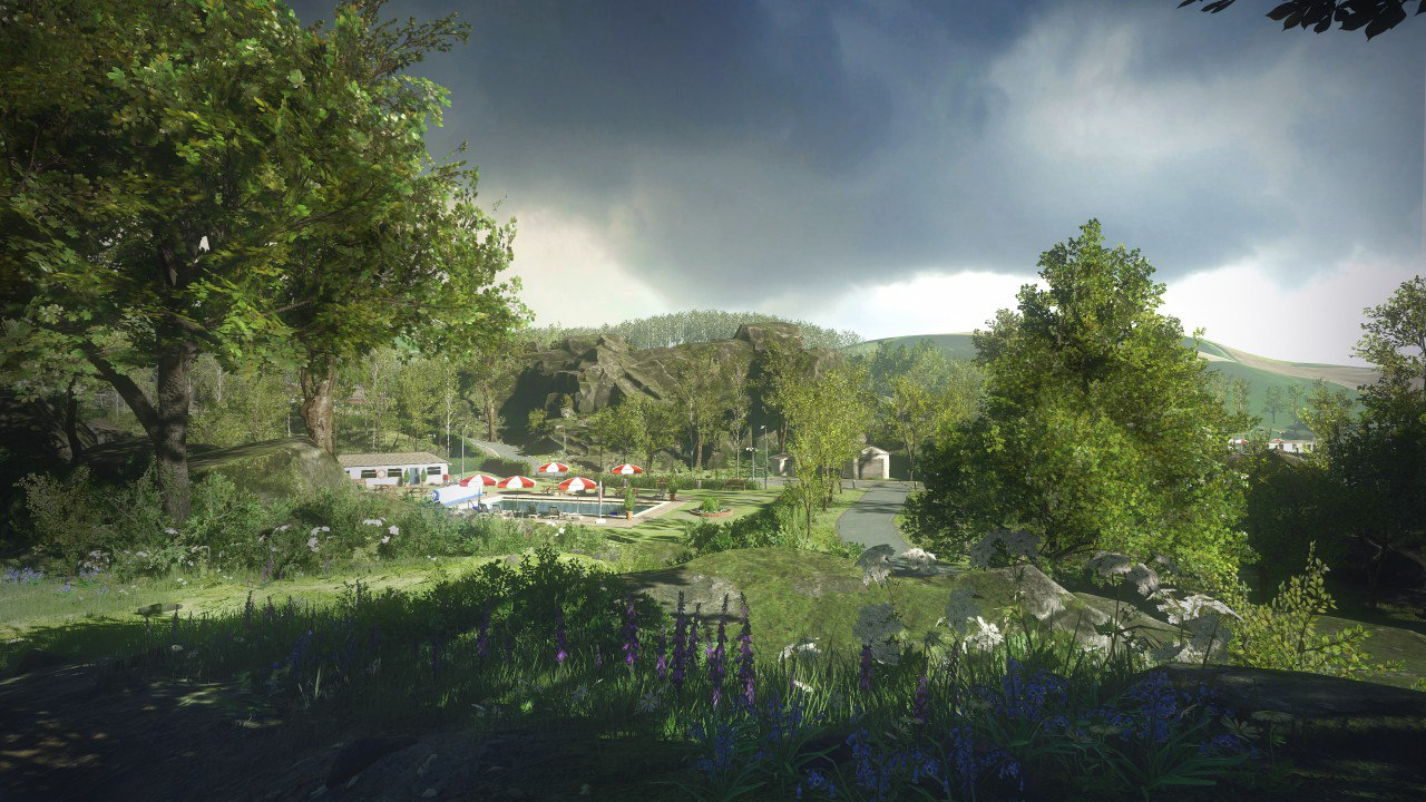 Everybody's Gone to the Rapture (2016) PC - Скриншот 1