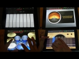 BEST iPAD GARAGEBAND COVER ¦ ROLLING IN THE DEEP ¦ ADELE