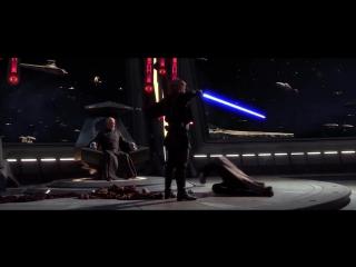 Вся история светового меча Люка Скайуокера в одном видео