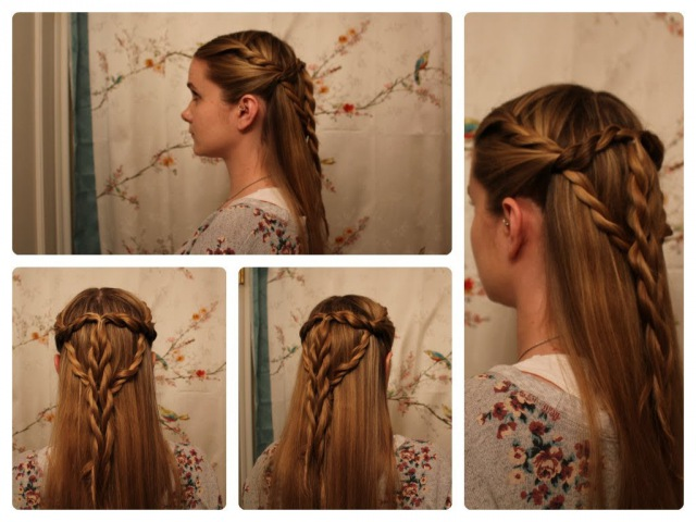 Game of Thrones Hair Sansa Stark Inspired Tyrell Twists