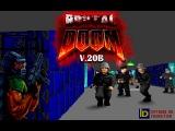 Killing Nazis in Brutal Doom v20b (PC) - Wolfenstein Level 31!