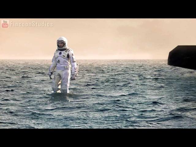 Interstellar (Original Motion Picture Soundtrack) - 08 - Mountains (Hans Zimmer) Big Wave Theme