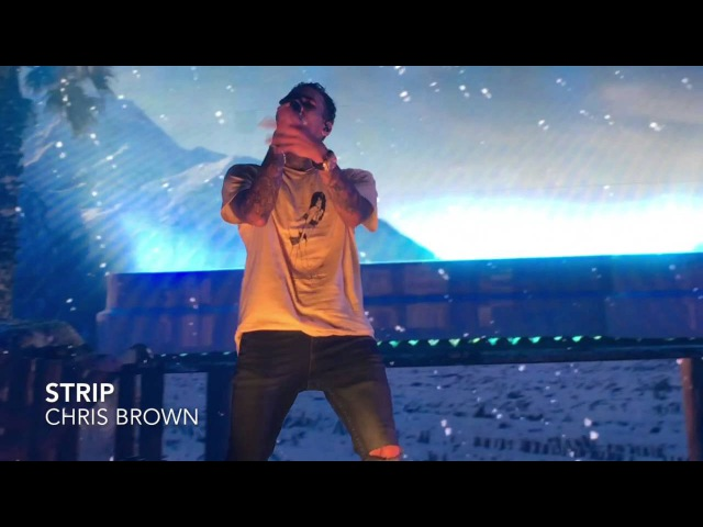 Chris Brown One Hell Of A Nite Tour 2k16 Zürich 26.05.2016 - 20 minutes live VIP first row