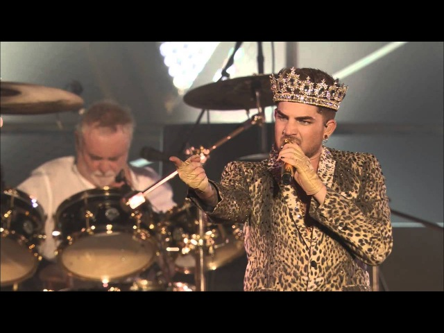 Queen Adam Lambert - We Will Rock e We Are The Champions