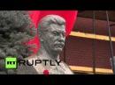 Россия: Коммунисты отмечают 63-ю годовщину смерти Сталина.