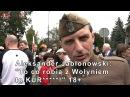 Aleksander Jabłonowski: To co robią z Wołyniem to KUR*STWO! MOCNE 18