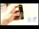 Обзор 100 копии телефона Vertu Signature S Design Gold