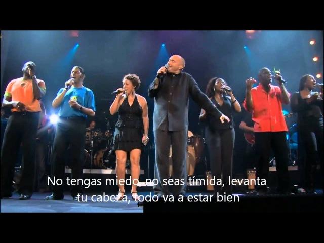 PHIL COLLINS Come with me (Live, 04) SUBTITULADA AL ESPAÑOL