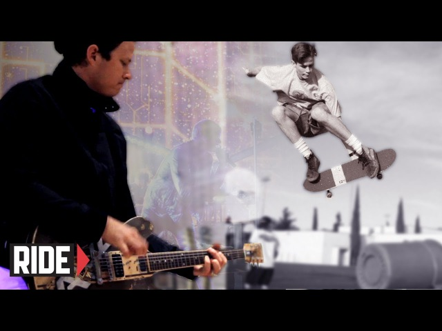 Tom DeLonge of Blink 182 and Angels Airwaves on Skateboarding and Punk Rock