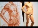 Александр Рыжкин об этапах рисования Вторая часть о торсе