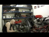 Cart repair. Snow Riding. Ремонт карта. Катаемся
