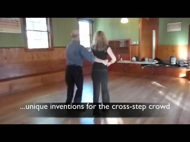 Cross-Step Waltz Innovations Class Teaser (Ari Whitney, Roll Up The Rug)