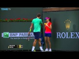 Pospisil Scrambles For Hot Shot Indian Wells 2016