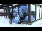 Стеклянный дом: нюансы строительства // FORUMHOUSE
