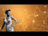 Santa Baby - Eartha Kitt with Lyrics