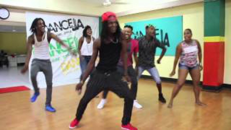 DanceJA TopUp | 2016 EUROPE TOUR | Teachers Line Up
