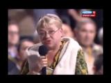 Смелая женщина журналист Мария и Президент еврей Путин. задает вопросы о которых знает но молчит страна