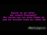 Marteria, Yasha Miss Platnum - Lila Wolken Official Lyrics Video HD_HQ