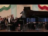 Концерт Сен-Санса. 2016