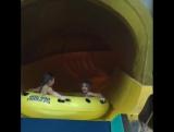 Предновогодние семейные дни в аквапарке Ривьера