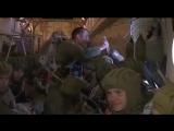 Погрузка и десантирование подразделения ВДВ в ходе внезапной проверки боеготовности войск ЦВО 1