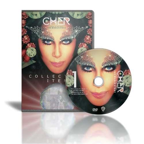 ����� ����� DVD ������ Cher