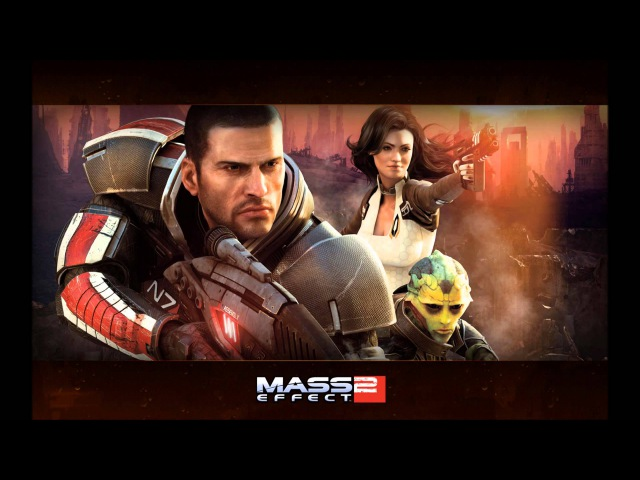 Mass Effect 2 - Complete Soundtrack