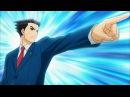 アニメ「逆転裁判~その『真実』、異議あり!~」PR動画  Ace Attorney  Japanese Anime