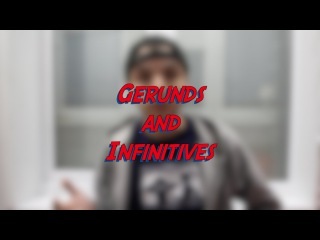 Gerunds and Infinitives - Learn English online free video lessons